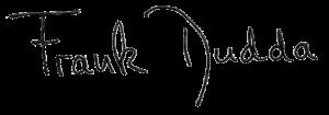 Unterschrift Frank Dudda NEU